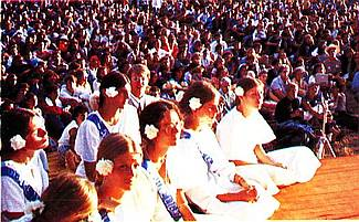 Young People Around Prem Rawat