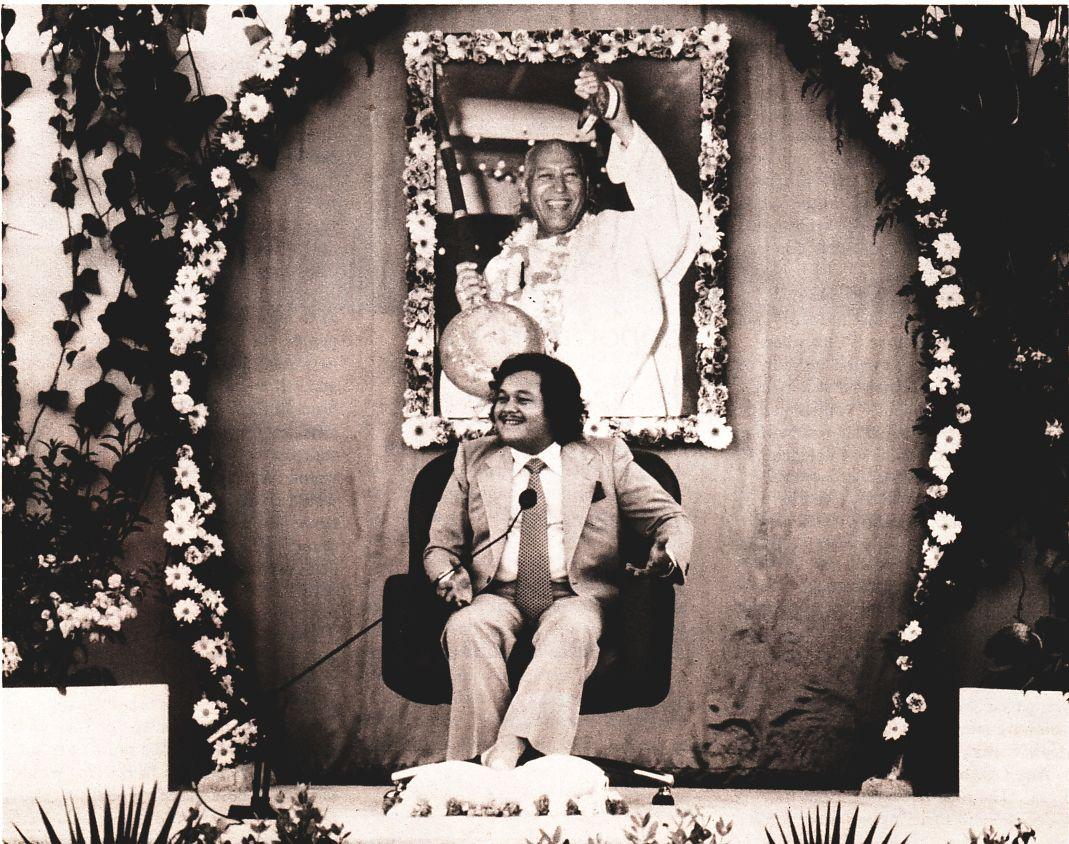 Prem Rawat (Maharaji) Teaching - Merging