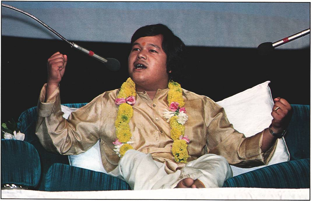 Maharaji's Teachings About the Perfect Master