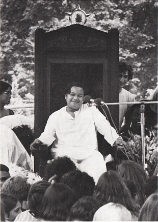 Prem Rawat (Maharaji) Teaching About His Incarnation
