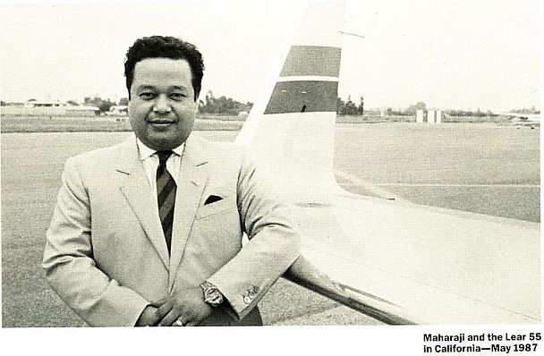 Prem Rawat Lord of the Universe and Pilot