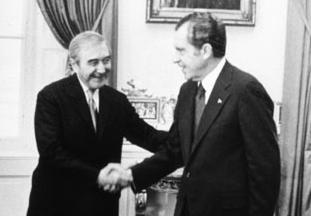 Rabbi Korff and President Nixon