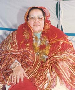 Mata Ji mother of Prem Rawat (Maharaji)
