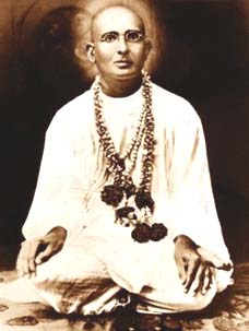 Swarupanand  past Perfect Master (Satguru)