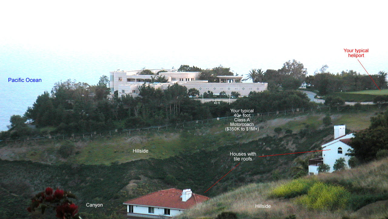 Prem Rawat's Malibu Mansion