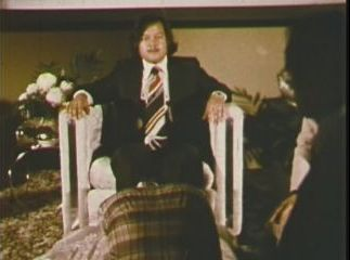 Prem Rawat (Maharaji) Giving Darshan, Atlantic City, 1976