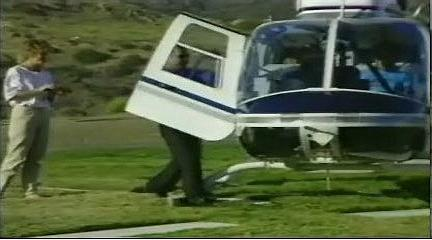 Prem Rawat's Helicopter