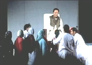 Prem Rawat's Darshan India 1987
