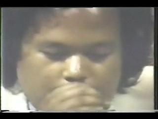 Prem Rawat (Maharaji) gives Holy Breath, 1979