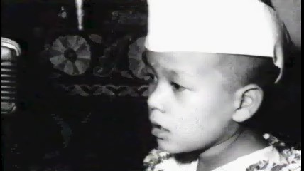 The Young Maharaji in India