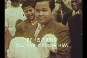 By His Fruits You Shall Know Him